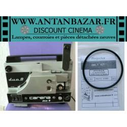 Courroie Carena Duo 8 - Courroie ventilateur pour Carena Duo 8