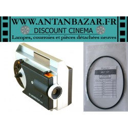 Courroie Agfa Movector 888 - Courroie bobine pour Agfa Movector 888