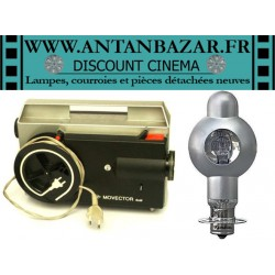 Lampe AGFA MOVECTOR DUAL - Ampoule AGFA MOVECTOR DUAL - Lampe pour projecteur AGFA MOVECTOR DUAL