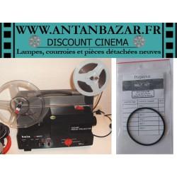 Courroie BAIA SR 8600 - Courroie moteur pour BAIA SR 8600