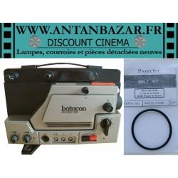 Courroie Batacon sound 100 - Courroie moteur pour Batacon sound 100