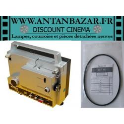 Courroie Bauer T16 - Courroie bobine courte pour Bauer T16