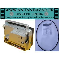 Courroie Bauer T16 - Courroie bobine longue pour Bauer T16