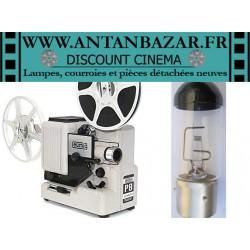 Lampe Eumig P8 - Ampoule Eumig P8 - Lampe CL20SB pour projecteur Eumig P8