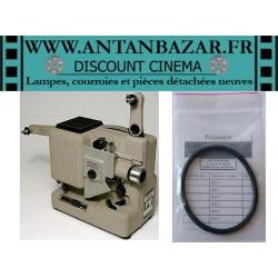 Courroie Eumig P8 Phonomatic - Courroie moteur pour Eumig P8 Phonomatic