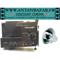 Lampe Chinon 7800 - Ampoule Chinon Sound 7800 - Lampe pour projecteur Chinon Sound 7800