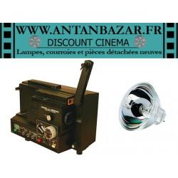 Lampe Chinon 9000 MV - Ampoule Chinon Sound 9000 MV - Lampe pour projecteur Chinon Sound 9000 MV