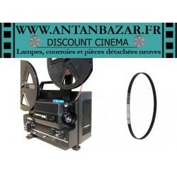 Courroie Cinekon SD-800 - Courroie crantee debiteur inferieur pour Cinekon SD-800