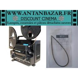 Courroie Cinekon SD-800 - Courroie ressort mecanisme bobine pour Cinekon SD-800