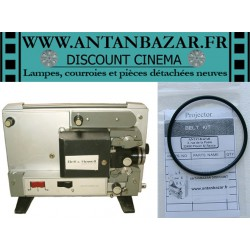 Courroie Bell et Howell Super 8 222 Z - Courroie moteur pour Bell et Howell Super 8 222 Z