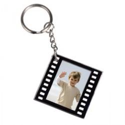 Porte-clés photo Film cinéma 2.5x3.5 cm