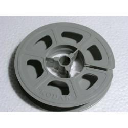 Bobine 8mm 15m - Ø 7,5cm - Vide neuve en plastique
