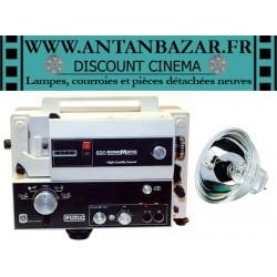 Lampe EUMIG 820 SONOMATIC - Ampoule EUMIG 820 SONOMATIC - Lampe pour projecteur EUMIG 820 SONOMATIC