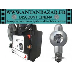 Lampe Bauer T2 - Ampoule Bauer T2 - Lampe pour projecteur Bauer T2