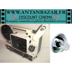 Lampe EUMIG 602D / MARK 602 D - Ampoule EUMIG 602D / MARK 602 D - Lampe pour projecteur EUMIG 602D / MARK 602 D