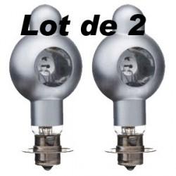 Lot de 2 Lampes BAUER T4