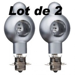 Lot de 2 Lampes BAUER T2