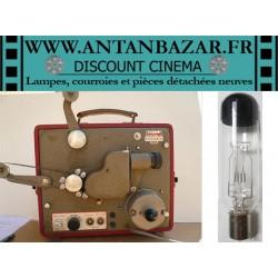 Lampe Cinegel Royal 300 - Ampoule Cinegel Royal 300 - Lampe pour projecteur Cinegel Royal 300 culot 15mm Tension 110V