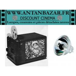 Lampe Bauer TR200 - Ampoule Bauer TR200 - Lampe pour projecteur Bauer TR200