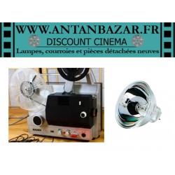 Lampe Bauer T15 - Ampoule Bauer T15 - Lampe pour projecteur Bauer T15