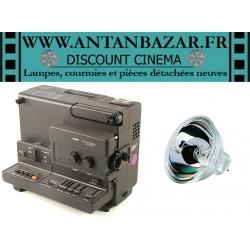 Lampe Bauer T502 - Ampoule Bauer T502 - Lampe pour projecteur Bauer T502