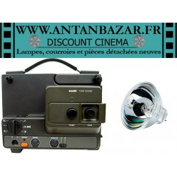 Lampe Bauer T240 - Ampoule Bauer T240 - Lampe pour projecteur Bauer T240