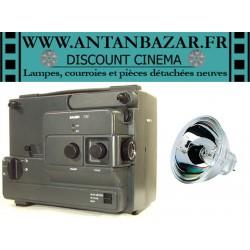 Lampe Bauer T82 - Ampoule Bauer T82 - Lampe pour projecteur Bauer T82