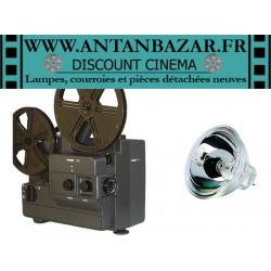 Lampe Bauer T23 - Ampoule Bauer T23 - Lampe pour projecteur Bauer T23