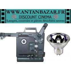Lampe Bell et Howell TQIII 1692 - Ampoule Bell et Howell TQIII 1692 - Lampe pour projecteur Bell et Howell TQIII 1692 - droite