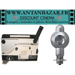 Lampe Bell et Howell 324 - Ampoule Bell et Howell 324 - Lampe pour projecteur Bell et Howell 324