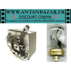 Lampe Bell et Howell 458A - Ampoule Bell et Howell 458A - Lampe pour projecteur Bell et Howell 458A