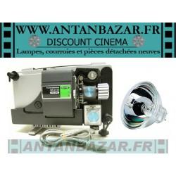 Lampe Fujicascope M25 Deluxe - Ampoule Fujicascope M25 Deluxe - Lampe pour projecteur Fujicascope M25 Deluxe
