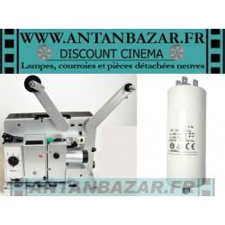 Condensateur moteur pour Bauer P6 - Condo demarrage Bauer P6