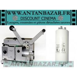 Condensateur moteur pour Bauer P7 - Condo demarrage Bauer P7