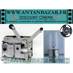Lampe Bauer P7 - Ampoule Bauer P7 - Lampe pour projecteur Bauer P7 - Excitatrice - Son optique