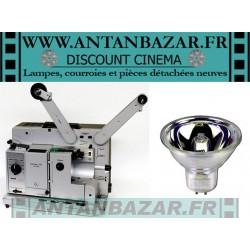 Lampe Bauer P7 - Ampoule Bauer P7 - Lampe pour projecteur Bauer P7