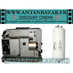 Condensateur moteur pour Bauer P8 - Condo demarrage Bauer P8