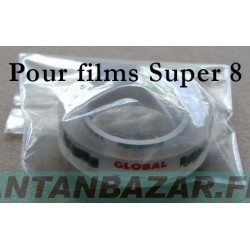 Adhesif pour films Super 8