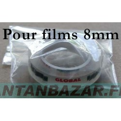 Adhesif pour films 8mm