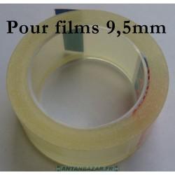 Adhesif générique colleuse CIR (Catozzo Incollatrici Rapide) films 9,5mm