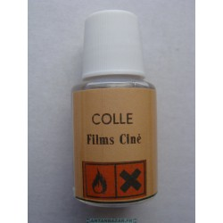 Flacon de 18 ml de colle pour films