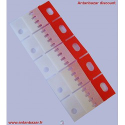 Bandes adhésives Super 8 et Single 8