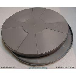 Boite plastique neuve Stil pour galette de film 16mm diamètre 38cm