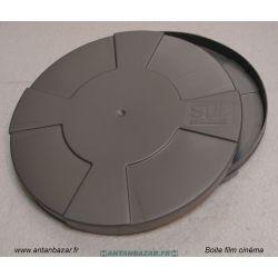 Boite plastique neuve Stil pour galette de film 16mm diamètre 25cm