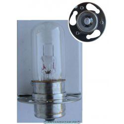 Lampe Bell et Howell 1680 - Ampoule Bell et Howell 1680 - Lampe pour projecteur Bell et Howell 1680 - Excitatrice - Son optique