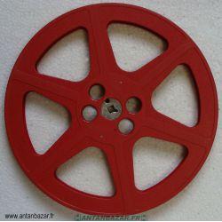 Bobine 16mm 300m - Ø 265mm - Vide en plastique