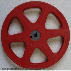Bobine 16mm 120m - Ø 175mm - Vide en plastique