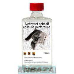 Nettoyant sec pour colleuses. Permet de retirer les restants d'adhésifs collés sur la colleuse.