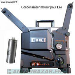 Condensateur moteur pour Eiki NT