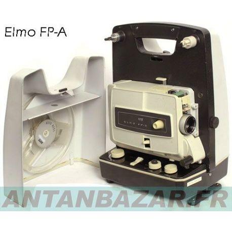 Courroie moteur pour Elmo FPA courroie ronde